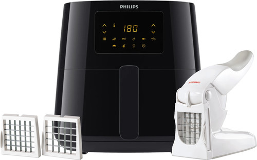 Philips Airfryer XL HD9270/90 + Frietsnijder Main Image