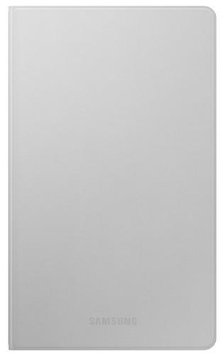 Samsung Galaxy Tab A7 Lite Book Case Zilver Main Image