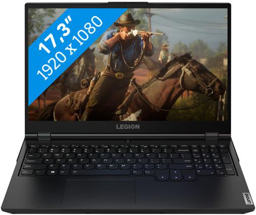 Lenovo Legion 5 17ACH6 - Goedkoopste 17 inch gaming laptop