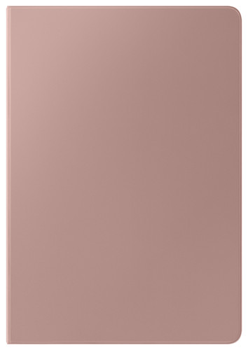 Samsung Galaxy Tab S7 Book Case Roze Main Image