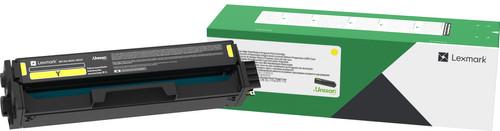 Lexmark CS431 / CX431 Toner Geel (Retourneringsprogramma) Main Image