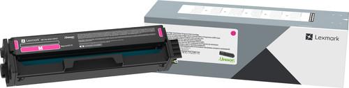 Lexmark CS431 / CX431 Toner Magenta (Hoge Capaciteit) Main Image