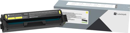 Lexmark CS431 / CX431 Toner Geel (Hoge Capaciteit) Main Image