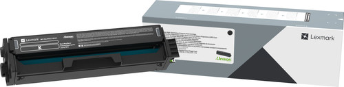 Lexmark CS431 / CX431 Toner Zwart (Hoge Capaciteit) Main Image