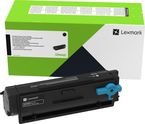 Lexmark MS431 Toner Zwart (Extra Hoge Capaciteit) Main Image