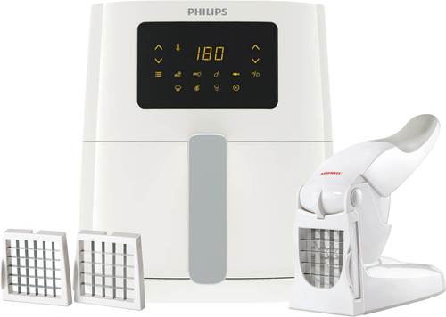 Philips Airfryer L HD9252/00 + Frietsnijder Main Image