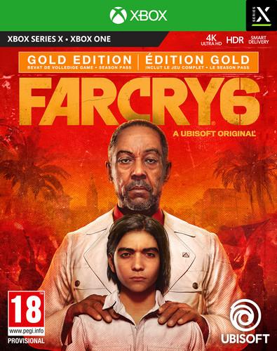 Far Cry 6 Gold Edition Xbox One en Xbox Series X Main Image