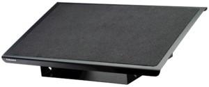 Fellowes Professional Series Metal Footrest Main Image