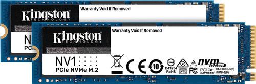 Kingston NV1 M.2 2280 NVMe SSD 1TB Duo Pack Main Image