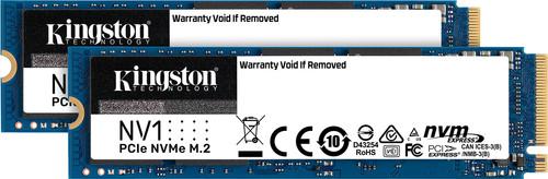 Kingston NV1 M.2 2280 NVMe SSD 2TB Duo Pack Main Image