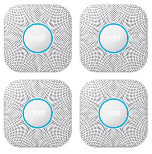 Google Nest Protect V2 Battery 4-Pack Main Image