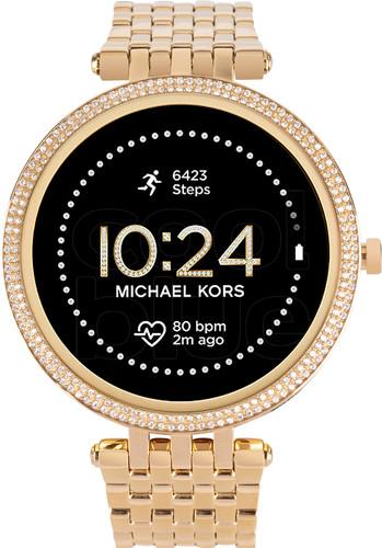 Michael Kors Darci Gen 5E Display MKT5127 Goud/Goud Main Image