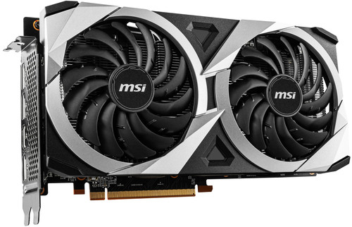 MSI Radeon RX 6700 XT MECH 2X 12G OC Main Image