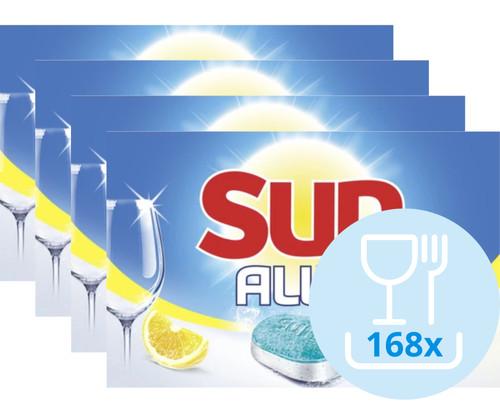 Sun All-in-1 Citroen - 168 stuks Main Image