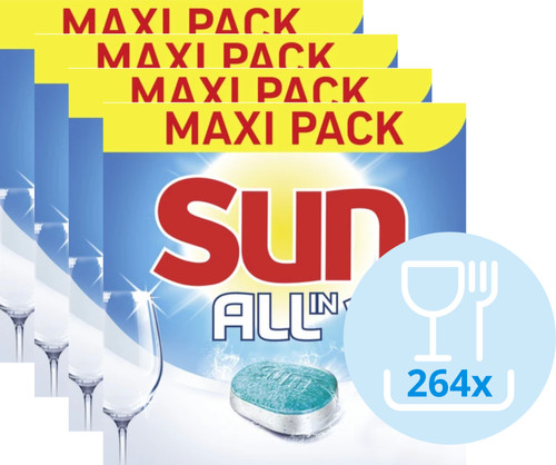 Sun All-in-1 Normaal - 264 stuks Main Image