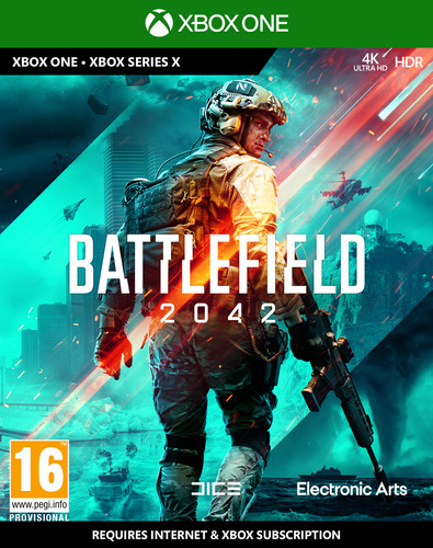 Battlefield 2042 Xbox One Main Image