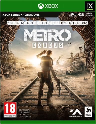 Metro Exodus Complete Edition Xbox Series X Main Image