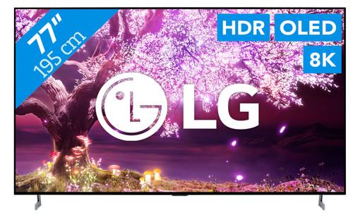 LG OLED 8K 77Z19LA (2021) Main Image