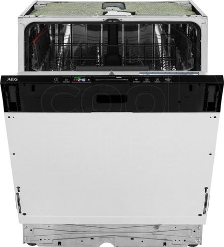 AEG FSE63CBC QuickSelect AirDry / Inbouw / Volledig geïntegreerd / Nishoogte 82 - 90 cm Main Image