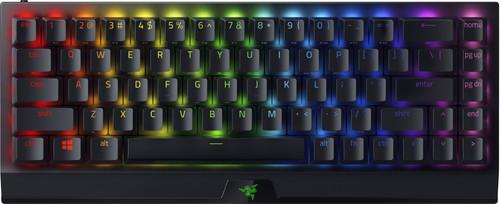 Razer BlackWidow V3 Mini HyperSpeed Gaming Toetsenbord Green Switch Qwerty Main Image