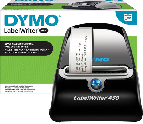 DYMO LabelWriter 450 Labelmaker Main Image