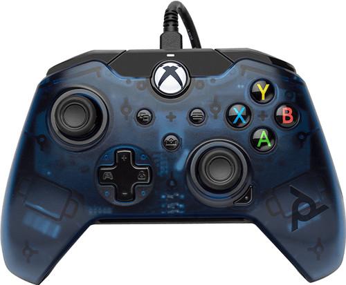 PDP Bedrade Controller Xbox Series X en Xbox One Blauw Main Image