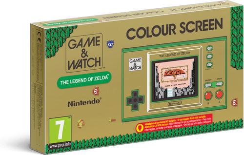 Game&Watch Legend of Zelda Nintendo Switch Main Image