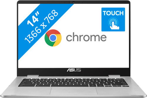 Second Chance Asus Chromebook C423NA-BZ0541 Main Image