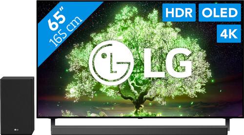 LG OLED65A16LA (2021) + Soundbar Main Image