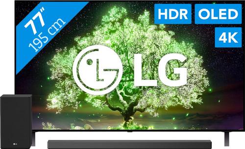 LG OLED77A16LA (2021) + Soundbar Main Image