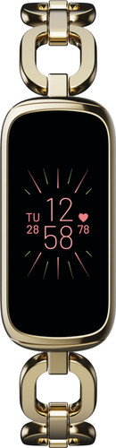 Fitbit Luxe Speciale Editie Goud Main Image