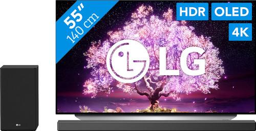 LG OLED55C16LA (2021) + Soundbar Main Image
