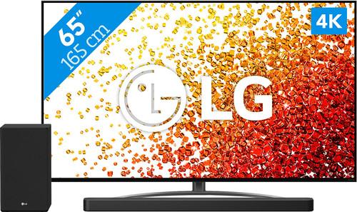 LG 65NANO816PA (2021) + Soundbar Main Image