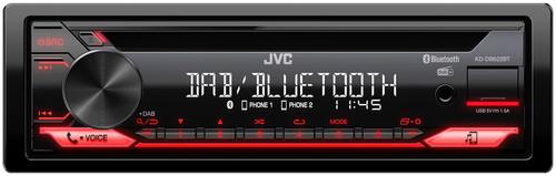 JVC KD-DB622BT Main Image