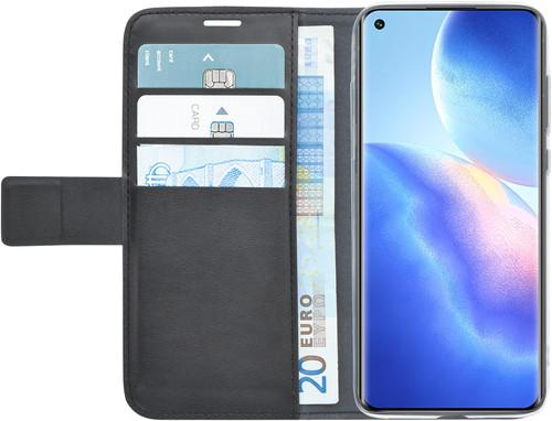 Azuri Wallet Oppo Find X3 Neo Book Case Zwart Main Image