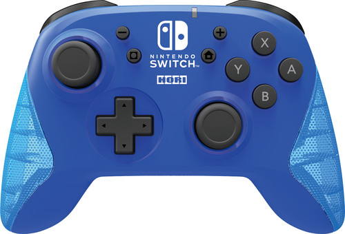 Hori Wireless Controller Blauw voor Nintendo Switch Main Image