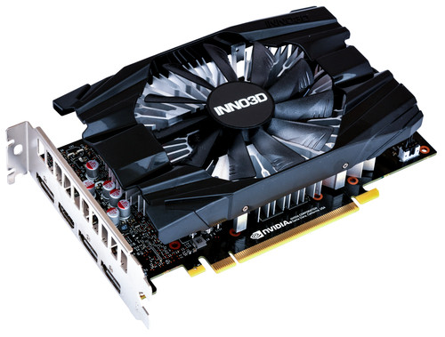 Inno3D GeForce GTX 1660 Super Compact X1 Main Image