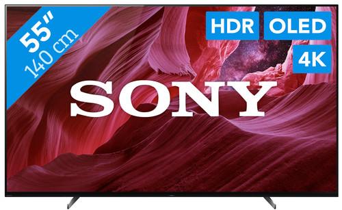 Sony OLED KE-55A8P (2021) Main Image