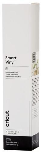 Cricut Smart Vinyl Verwijderbaar 33x640 Wit Main Image