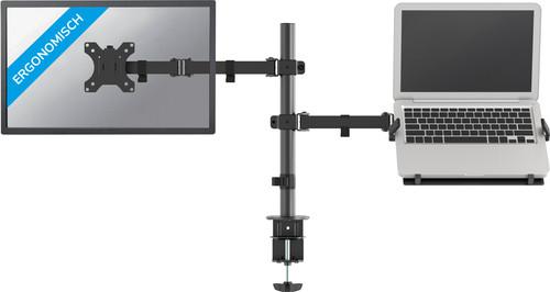 Neomounts by Newstar FPMA-D550NOTEBOOK Monitor- en Laptoparm Zwart Main Image
