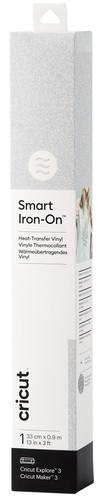 Cricut Smart Iron-on 33x91 Glitter Zilver Main Image