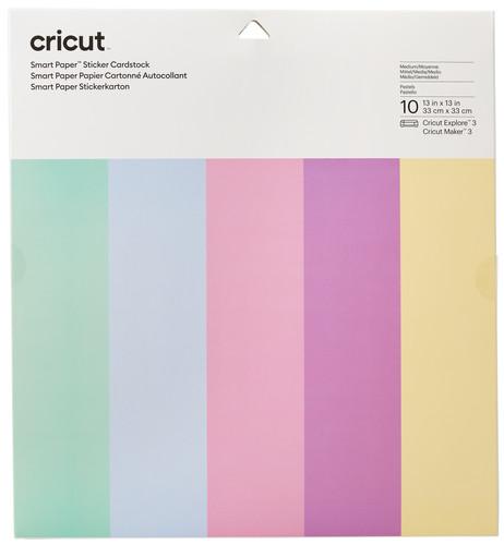 Cricut Smart Stickerkarton 33x33 Pastel Main Image