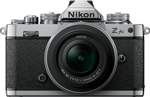 Nikon Z fc + Nikkor Z 16-50mm f/3.5-6.3 VR + 50-250mm f/4.5-6.3 Main Image