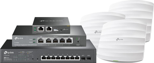 TP-Link zakelijk netwerk startpakket - basis verbinding Main Image