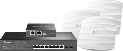 TP-Link zakelijk netwerk startpakket - basis verbinding (zonder router) Main Image