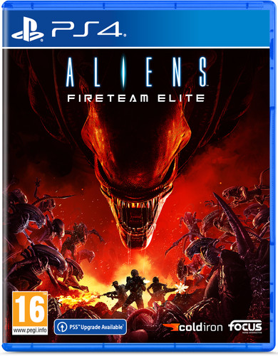 Aliens: Fireteam Elite PS4 and PS5 Main Image