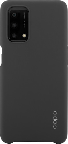 OPPO A74 / A54 5G Back Cover Zwart Main Image