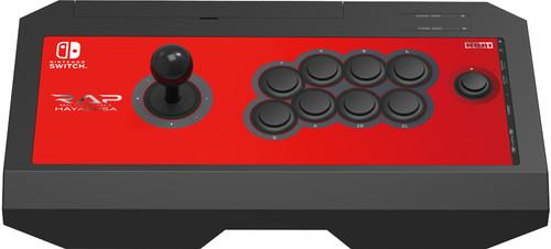 Hori Real Arcade Pro v Hayabusa Nintendo Switch Fight stick Main Image