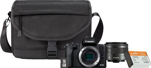 Canon EOS M50 Mark II Starterskit + Accu Main Image