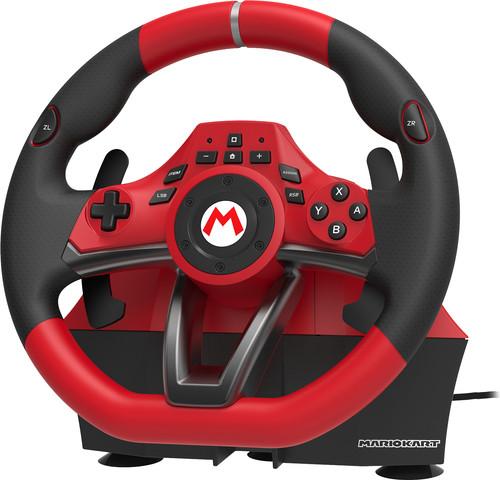 Hori Mario Kart Deluxe Racing Wheel Pro Nintendo Switch Main Image